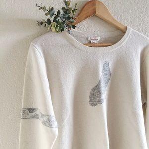 Sundance Sweaters - Sundance | Lambswool Wolf Sweater